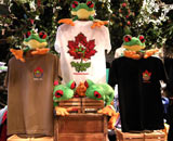 Niagara Falls T-Shirts and Merchandise from the Rainforest Cafe