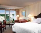 Sheraton on the Falls Niagara Falls Hotel fallsview Guestroom